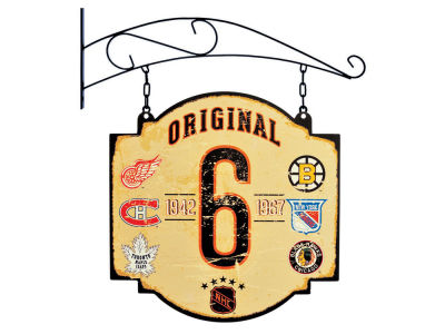 NHL Original 6 Winning Streak Tavern Sign