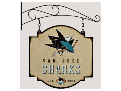San Jose Sharks Winning Streak Tavern Sign