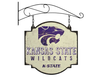 Kansas State Wildcats Winning Streak Tavern Sign