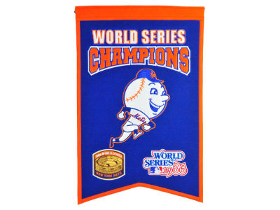 New York Mets Winning Streak Champs Banner