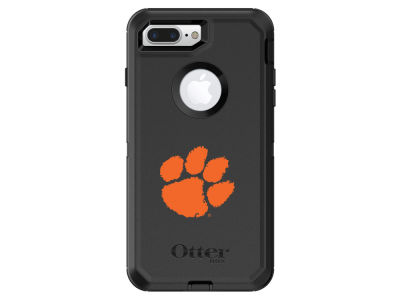 Clemson Tigers OtterBox iPhone 8 Plus/7 Plus Otterbox Defender Case