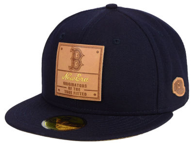 Boston Red Sox New Era MLB Vintage Team Color 59FIFTY Cap
