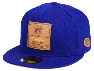 Chicago Cubs New Era MLB Vintage Team Color 59FIFTY Cap
