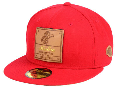 Cincinnati Reds New Era MLB Vintage Team Color 59FIFTY Cap