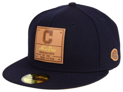 Cleveland Indians New Era MLB Vintage Team Color 59FIFTY Cap