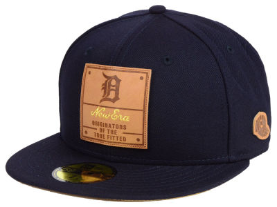 Detroit Tigers New Era MLB Vintage Team Color 59FIFTY Cap