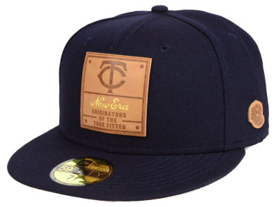 Minnesota Twins New Era MLB Vintage Team Color 59FIFTY Cap
