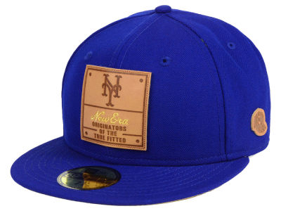 New York Mets New Era MLB Vintage Team Color 59FIFTY Cap