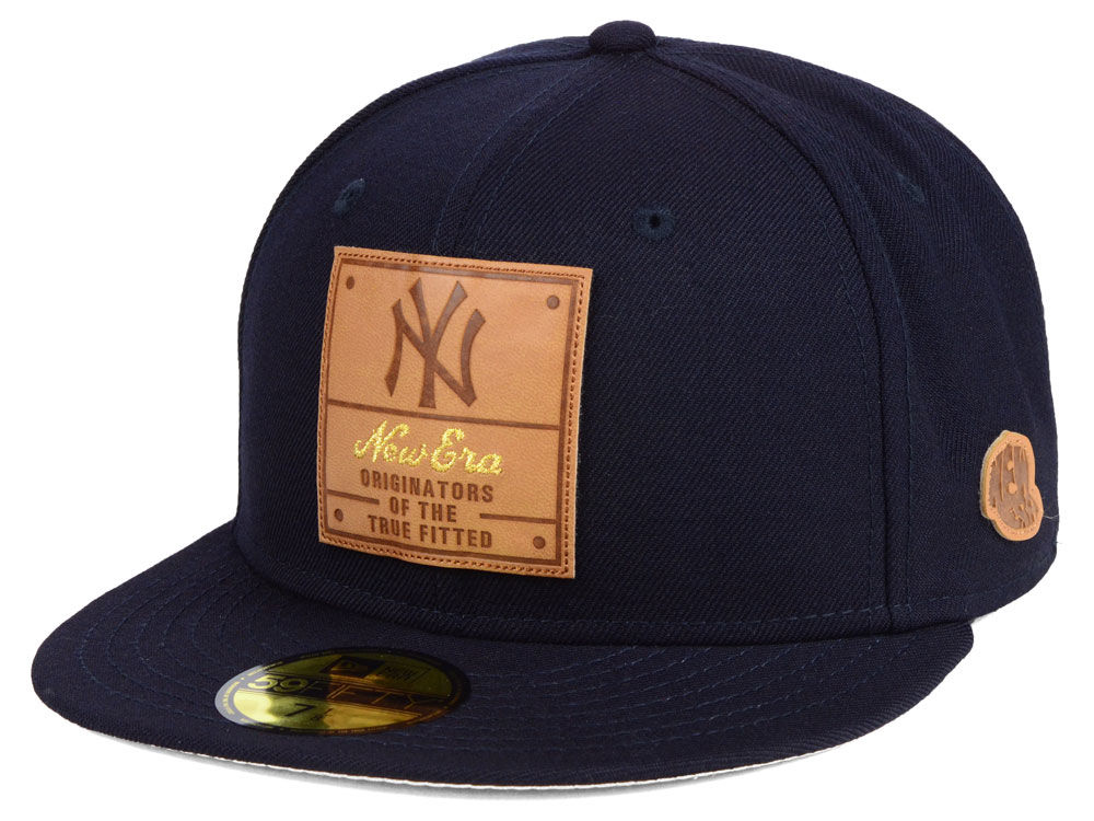 New York Yankees New Era MLB Vintage Team Color 59FIFTY Cap  789be1b4f7f
