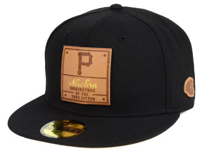 Pittsburgh Pirates New Era MLB Vintage Team Color 59FIFTY Cap