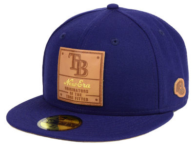 Tampa Bay Rays New Era MLB Vintage Team Color 59FIFTY Cap