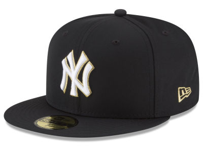 New York Yankees New Era MLB Gold Out 59FIFTY Cap