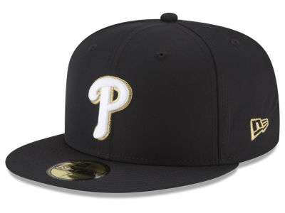 Philadelphia Phillies New Era MLB Gold Out 59FIFTY Cap