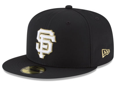 San Francisco Giants New Era MLB Gold Out 59FIFTY Cap