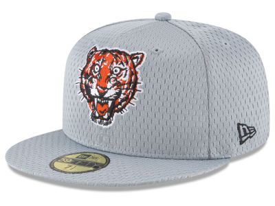 Detroit Tigers New Era MLB Batting Practice Mesh 59FIFTY Cap