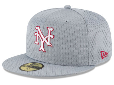 New York Mets New Era MLB Batting Practice Mesh 59FIFTY Cap