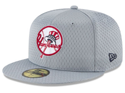 New York Yankees New Era MLB Batting Practice Mesh 59FIFTY Cap