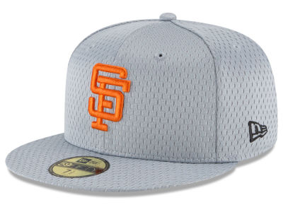 San Francisco Giants New Era MLB Batting Practice Mesh 59FIFTY Cap