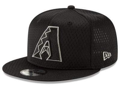 Arizona Diamondbacks New Era MLB Batting Practice Mesh 9FIFTY Snapback Cap
