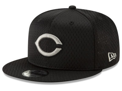 Cincinnati Reds New Era MLB Batting Practice Mesh 9FIFTY Snapback Cap