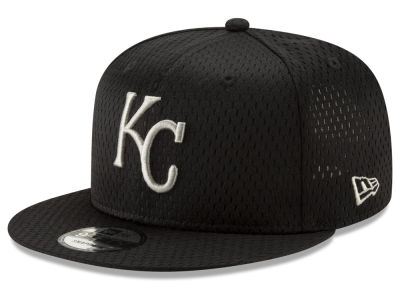Kansas City Royals New Era MLB Batting Practice Mesh 9FIFTY Snapback Cap