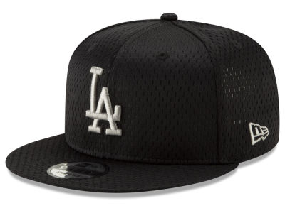 Los Angeles Dodgers New Era MLB Batting Practice Mesh 9FIFTY Snapback Cap