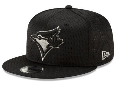 Toronto Blue Jays New Era MLB Batting Practice Mesh 9FIFTY Snapback Cap