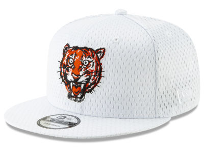 Detroit Tigers New Era MLB Batting Practice Mesh 9FIFTY Snapback Cap