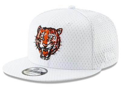 2347bb9f0ca Detroit Tigers New Era MLB Batting Practice Mesh 9FIFTY Snapback Cap