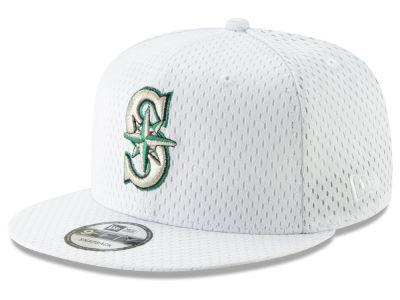new style 35e2e 5633b ... norway seattle mariners new era mlb batting practice mesh 9fifty  snapback cap 0c565 41960