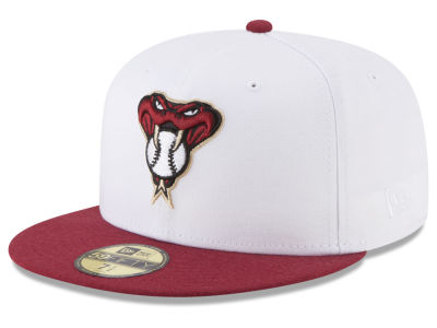 Arizona Diamondbacks New Era MLB Batting Practice Wool Flip 59FIFTY Cap
