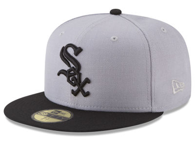 Chicago White Sox New Era MLB Batting Practice Wool Flip 59FIFTY Cap