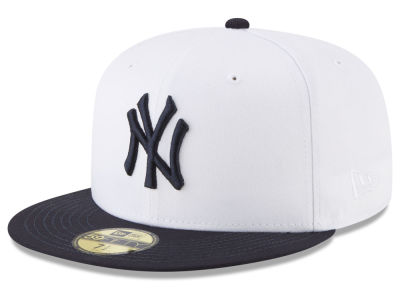 New York Yankees New Era MLB Batting Practice Wool Flip 59FIFTY Cap