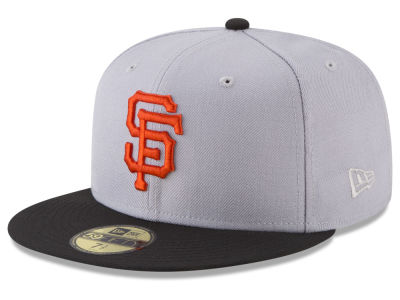 San Francisco Giants New Era MLB Batting Practice Wool Flip 59FIFTY Cap