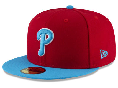 Philadelphia Phillies New Era 2018 MLB Little League Classic 59FIFTY Cap