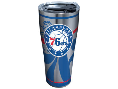 Philadelphia 76ers Tervis 30oz. NBA Paint Stainless Steel Tumbler