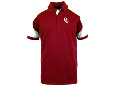 Oklahoma Sooners Antigua NCAA Mens Century Polo Shirt