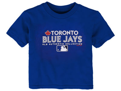Toronto Blue Jays Majestic MLB Kids Team Drive T-Shirt