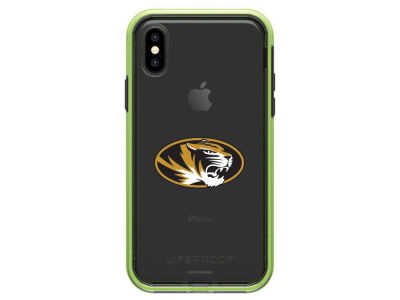 Missouri Tigers LifeProof iPhone X LifeProof Slam Case