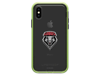 New Mexico Lobos LifeProof iPhone X LifeProof Slam Case