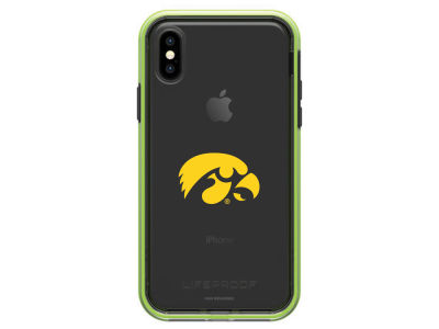 Iowa Hawkeyes LifeProof iPhone X LifeProof Slam Case
