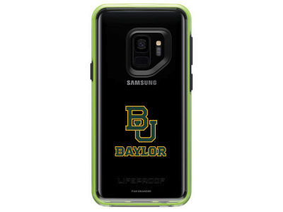 Baylor Bears LifeProof Galaxy S9 X LifeProof Slam Case