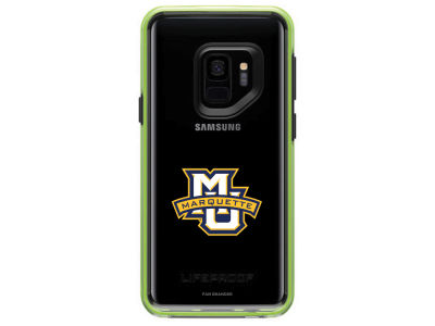 Marquette Golden Eagles LifeProof Galaxy S9 X LifeProof Slam Case