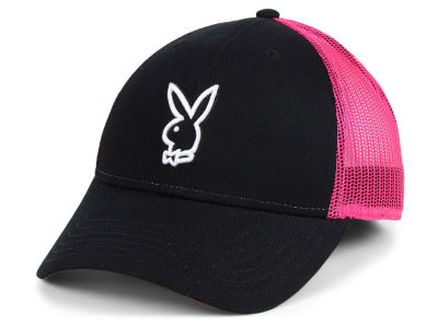 Playboy Rabbit Head Trucker Cap