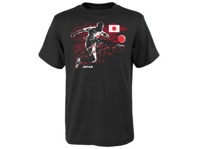 Japan Outerstuff Youth National Team Tie Breaker T-Shirt