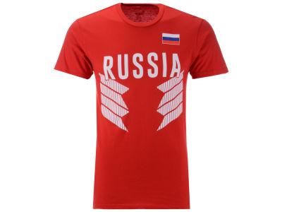 Russia Outerstuff Men's National Team One Team T-Shirt