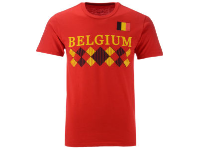 Belgium Outerstuff Men's National Team One Team T-Shirt