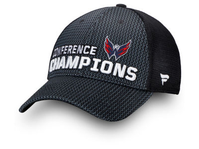 Washington Capitals 2018 NHL Conference Champ Trucker Cap