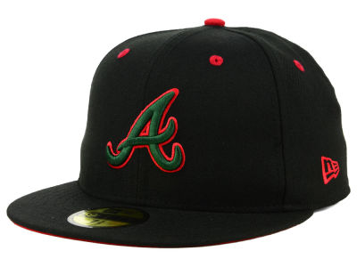 Atlanta Braves New Era MLB Italian 59FIFTY Cap