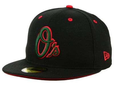 Baltimore Orioles New Era MLB Italian 59FIFTY Cap